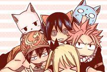 Anime / Moja tablica jest o postaciach z Anime ;3