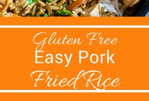 Rice Dishes & Recipes / Rice is my favorite side-dish, so this includes side-dishes but also mains like casseroles.