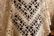 Crochet - Shawl, Bolero, Perelin, Capelet, Shoulderette, Poncho, Shrug, Sweater