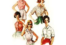 Sewing Patterns / A collection of sewing patterns and detailed tutorials.  All are links to actual patterns, not inspiration photos.