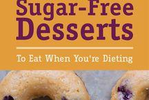 sugar free deserts