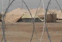 Iraq / Abu Ghuraib, Green Zone, Camp Vistory