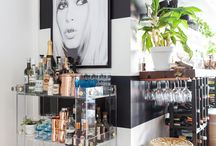 HOME | Bar Carts