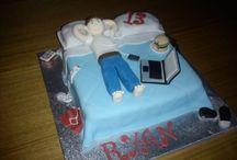 18th cake ideas