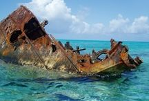 Ship's & Forgotten Ships