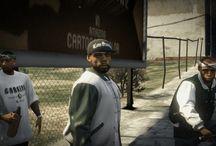 GTA V Gangs