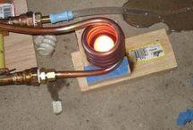 Induktion heater