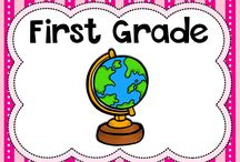 Best of First Grade / RULES: Surround your product pin with 5 related free pins. Pin 1 product each day ONLY if you have pinned 5 related pins for that product. No pinning parties, off topic pins, ads for giveaways/sales/other boards, identical pins to multiple boards within 1 week, long pins, or tiny pins from TPT. Try to avoid product covers. Please follow or you will be removed. For more information click here: http://happyteacherhappykids.com/collaborative-pinterest-boards/  / by Happy Teacher