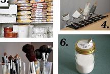 Small Spaces Decor & Organization