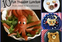 Kiddo Lunch Ideas / by Emily Finck