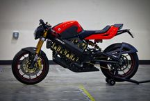 Battery Electric Motorcycles / by Kerry Carter