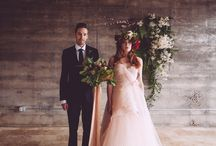 Opal 28 Wedding Inspiration / Wedding Inspiration from Opal 28 in Portland, Oregon.