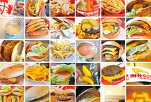 Fast Food / Reviews of fast food chain burgers.