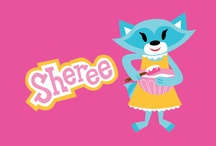 All About Sheree / by Paul Frank The Official Page