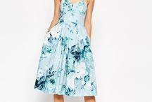 Elegant Dresses / C'est beau de rêver...
