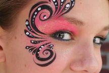 Face paints  / by Zoie Koznek
