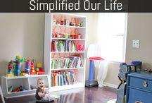 Playroom/living room ideas
