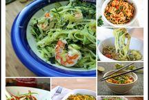 Spiralizer Veggies Recipe
