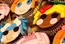 Creepy cakes/buns