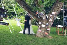 Bohemian chic wedding ✨ / Boho chic wedding pictures