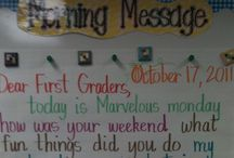 Academic Morning Messages