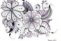 Tangling with Zentangles!