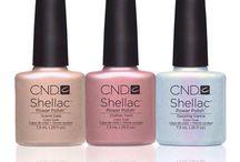 Suites Spa's CND Nails