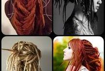 Dreadlocks & hair