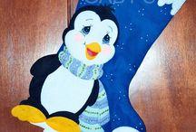 Bota de pingüino