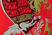 24 Fillmore Posters and the Counter Culture 1965-1970