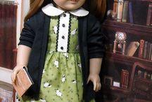 "18"" doll pattern inspiration"