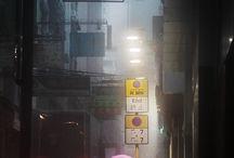 Hongkong / City and streets