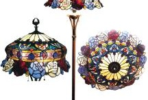 lamps/lights / by Debbie Bookout