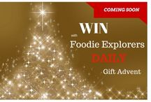 Foodie Explorers Competitions / #Food #foodie #competition #win #fun #Christmas #free #raffle #contest