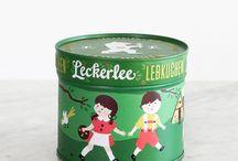 2016 Lebkuchen Tin Designs