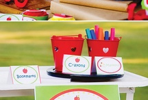 Kids Party Ideas / by Michelle Youngblood