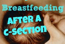 Yes! You can Breastfeed A C-Section