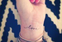 Tattoos / by Kelly Dudas