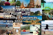 Best Places in Asia
