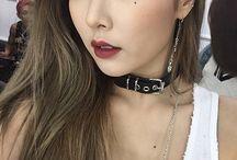 × HyunA ×