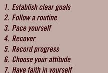Ausdauer Endurance