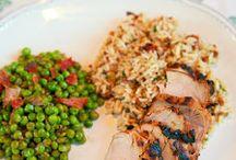 Pork Dishes / by Kathleen Hinton Thompson