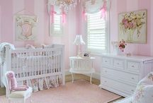 Baby Girl Rooms / by Laura Vernon