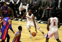 Los Angeles Clippers-Detroit Pistons / The Los Angeles Clippers, behind Chris Paul's 24 points and 20 added by J.J. Redick, defeated the Detroit Pistons 114-82 at Staples Center on Monday, Nov. 7, 2016. Photos by Dennis J. Freeman/News4usonline.com