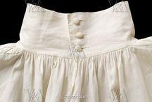 Men, Shirts, 1700-1750