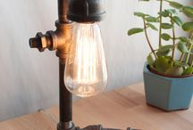 DIY lamp ideas