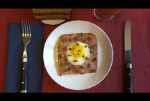 Easy and healthy breakfast. Mic-dejun ușor și sănătos. Лёгкий завтрак.