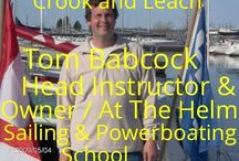 At-the-Helm Sailing School