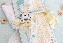 Конверты, открытки, подарочные коробочки