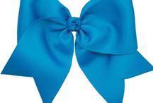 Cheerleader Hairbows and Sports Hairbows / Our Best Selling Cheerleader Hairbows and Sports Hairbows / by Hairbows.com